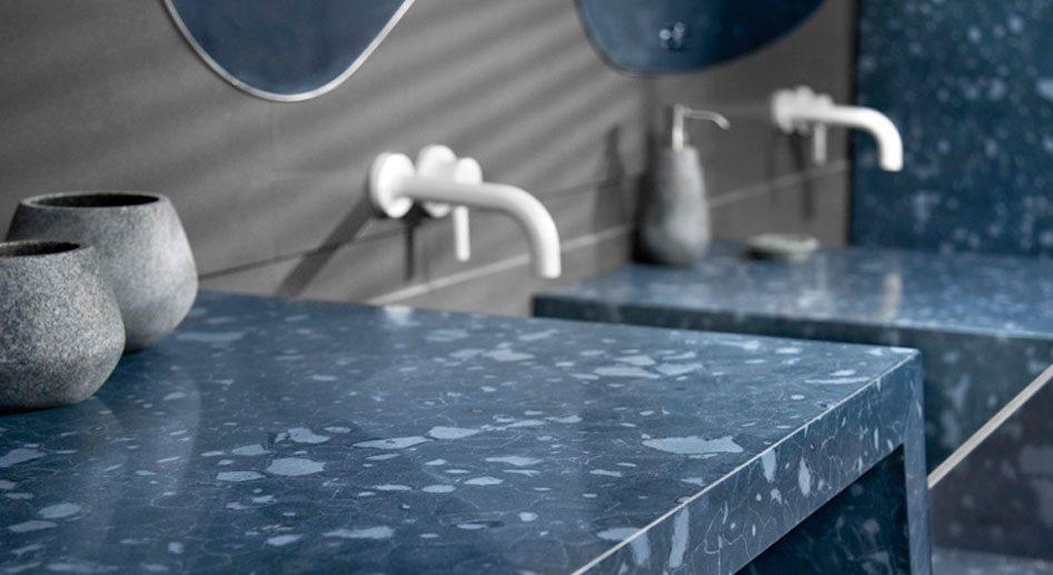 באמבטיה או במטבח - אבן קיסר עושה אתה עבודה.